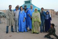 Sidahmed's family